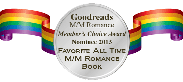 Nomination Favorite All Time M/M Romance Book